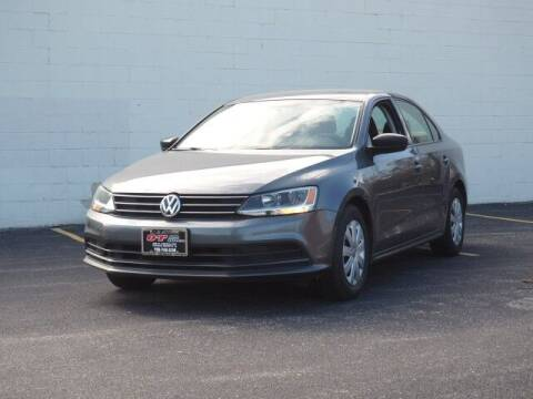 2016 Volkswagen Jetta for sale at O T AUTO SALES in Chicago Heights IL