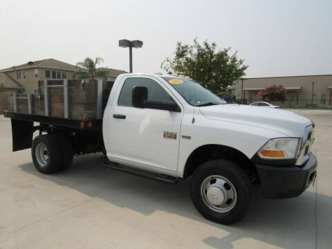 2011 RAM Ram Chassis 3500 for sale at 2Win Auto Sales Inc in Oakdale CA