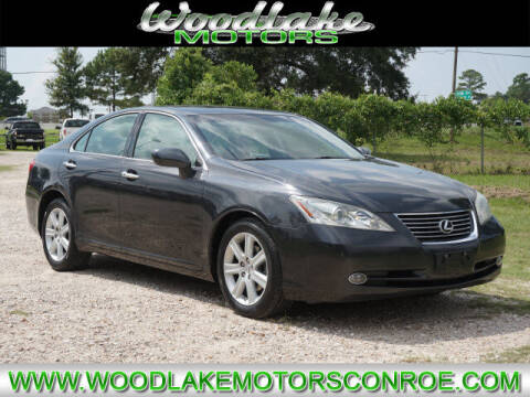 2008 Lexus ES 350 for sale at WOODLAKE MOTORS in Conroe TX