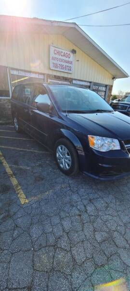2016 Dodge Grand Caravan American Value Package 4dr Mini-Van - South Chicago Heights IL