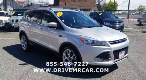 2014 Ford Escape for sale at Mr. Car City in Brentwood MD