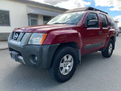 2006 Nissan Xterra for sale at 707 Motors in Fairfield CA