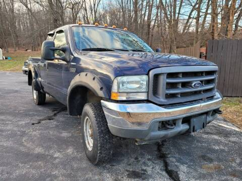 2004 Ford F-250 Super Duty for sale at Sussex County Auto & Trailer Exchange -$700 drives in Wantage NJ