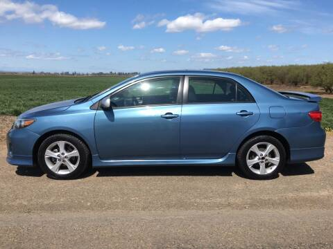 2012 Toyota Corolla for sale at M AND S CAR SALES LLC in Independence OR