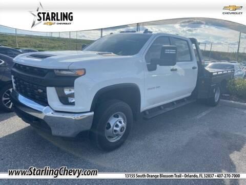 2021 Chevrolet Silverado 3500HD CC for sale at Pedro @ Starling Chevrolet in Orlando FL
