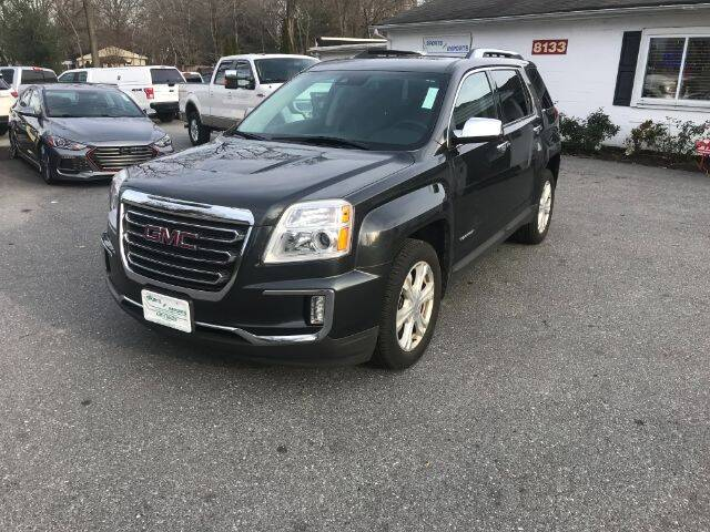 2017 GMC Terrain for sale at Sports & Imports in Pasadena MD