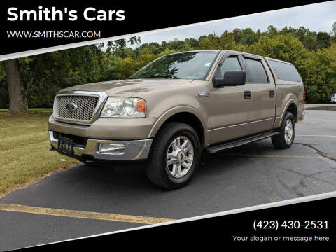 2004 Ford F-150 for sale at Smith's Cars in Elizabethton TN