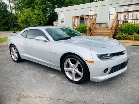 2014 Chevrolet Camaro for sale at BRYANT AUTO SALES in Bryant AR