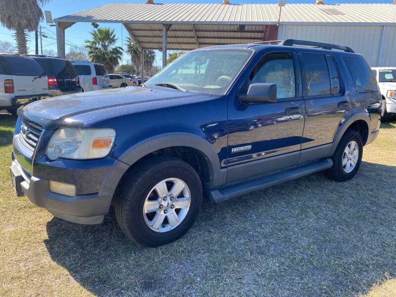 2006 Ford Explorer for sale at M & M Motors in Angleton TX