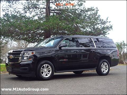 2015 Chevrolet Suburban for sale at M2 Auto Group Llc. EAST BRUNSWICK in East Brunswick NJ