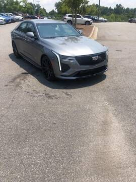 2021 Cadillac CT4 for sale at CU Carfinders in Norcross GA