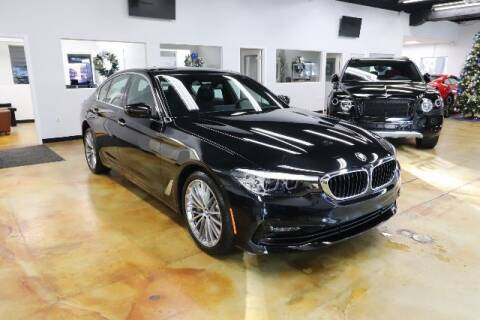 2017 BMW 5 Series for sale at RPT SALES & LEASING in Orlando FL