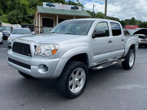 2010 Toyota Tacoma for sale at Luxury Auto Innovations in Flowery Branch GA