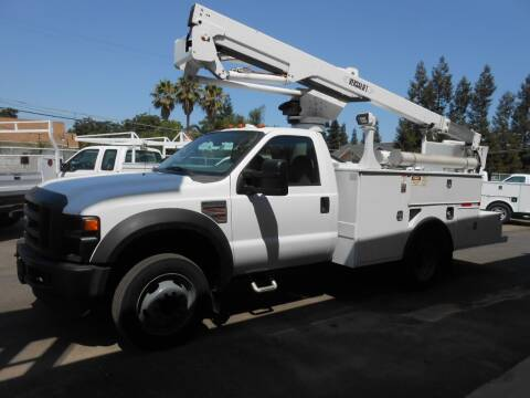 2010 Ford F-550 Super Duty for sale at Armstrong Truck Center in Oakdale CA
