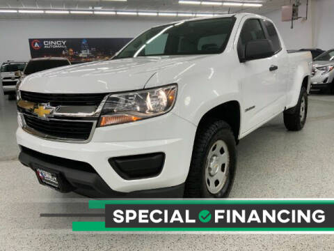 2015 Chevrolet Colorado for sale at Dixie Motors in Fairfield OH