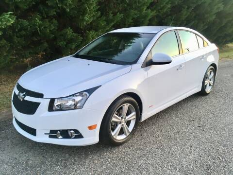 2014 Chevrolet Cruze for sale at 268 Auto Sales in Dobson NC