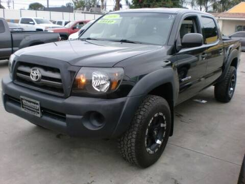 2009 Toyota Tacoma for sale at Williams Auto Mart Inc in Pacoima CA