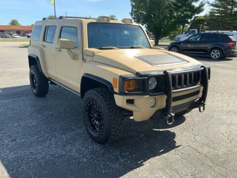 2006 HUMMER H3 for sale at Stein Motors Inc in Traverse City MI