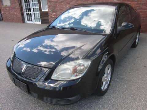 2008 Pontiac G5 for sale at Tewksbury Used Cars in Tewksbury MA