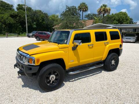 2007 HUMMER H3 for sale at Billy Ballew Motorsports LLC in Daytona Beach FL