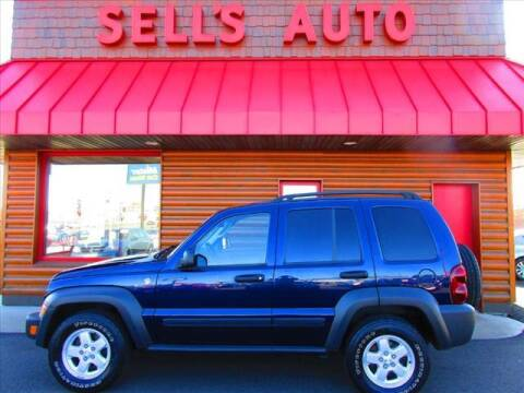 2007 Jeep Liberty for sale at Sells Auto INC in Saint Cloud MN