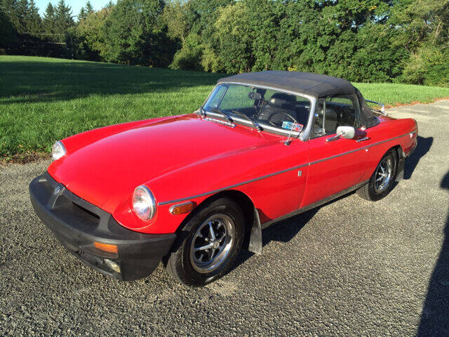 1976 MG MGB for sale at Hutchys Auto Sales & Service in Loyalhanna PA