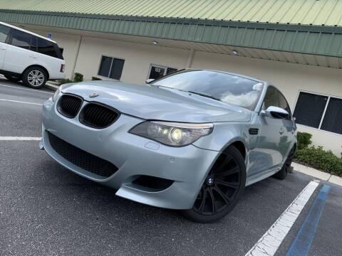 2006 BMW M5 for sale at Fisher Motor Group LLC in Bradenton FL