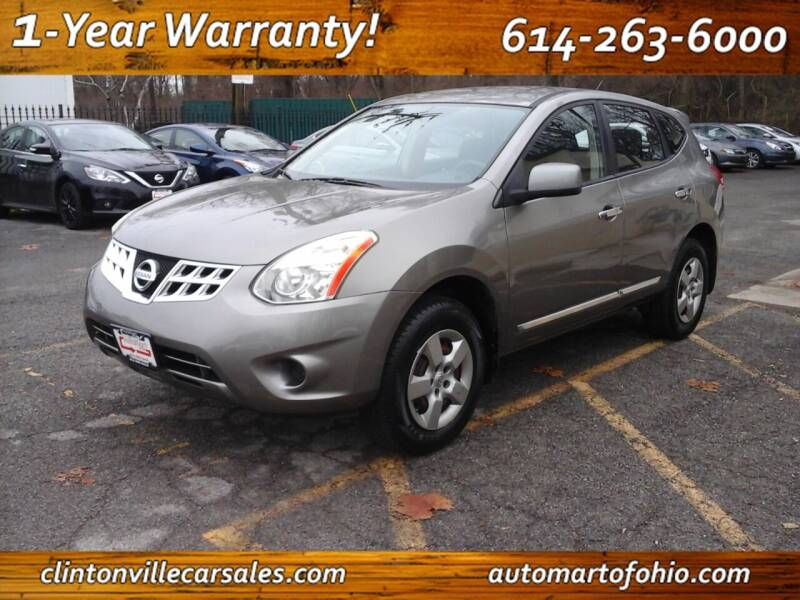 2011 Nissan Rogue for sale at Clintonville Car Sales - AutoMart of Ohio in Columbus OH