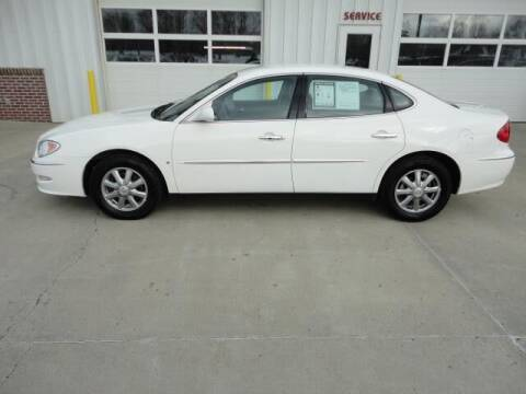 2009 Buick LaCrosse for sale at Quality Motors Inc in Vermillion SD