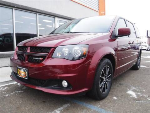 2017 Dodge Grand Caravan for sale at Torgerson Auto Center in Bismarck ND