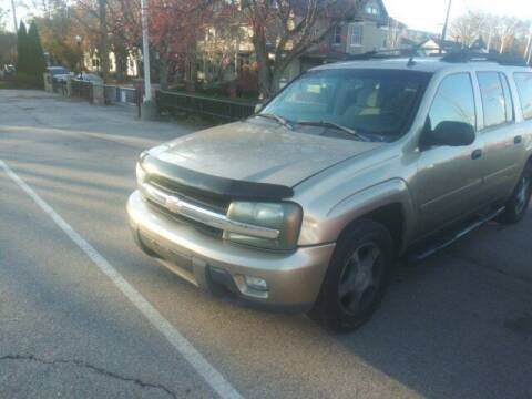 2006 Chevrolet TrailBlazer EXT for sale at WHITE-ALLEN CHEVROLET in Dayton OH