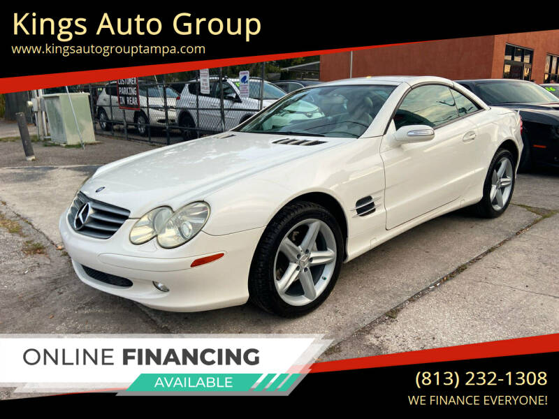 2006 Mercedes-Benz SL-Class for sale at Kings Auto Group in Tampa FL