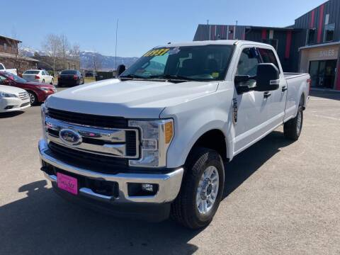 2017 Ford F-350 Super Duty for sale at Snyder Motors Inc in Bozeman MT