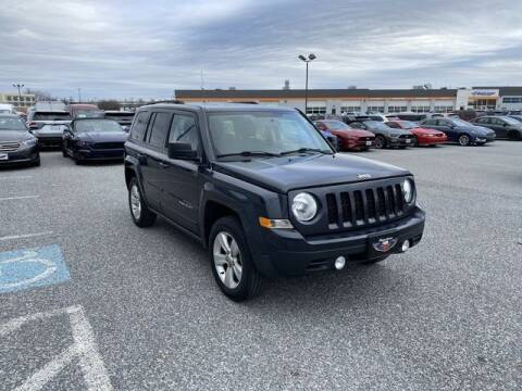 2014 Jeep Patriot for sale at King Motors featuring Chris Ridenour in Martinsburg WV
