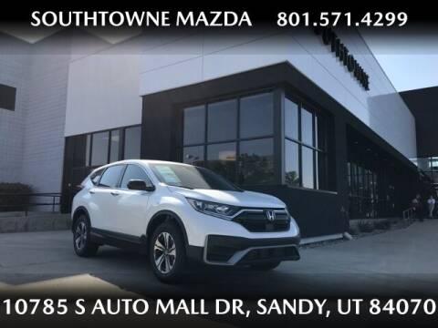 2020 Honda CR-V for sale at Southtowne Mazda of Sandy in Sandy UT