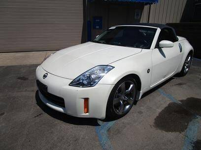 2006 Nissan 350Z for sale at San Diego Auto Solutions in Escondido CA