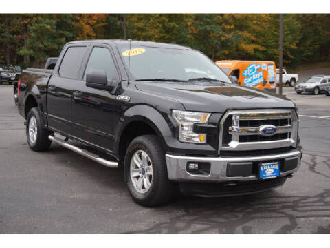 2015 Ford F-150 for sale at VILLAGE MOTORS in South Berwick ME