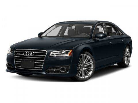 2017 Audi A8 L for sale at Auto Finance of Raleigh in Raleigh NC