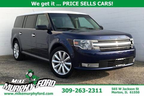 2016 Ford Flex for sale at Mike Murphy Ford in Morton IL