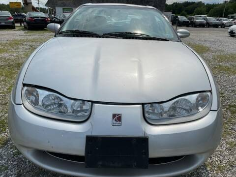 2002 Saturn S-Series for sale at Ron Motor Inc. in Wantage NJ