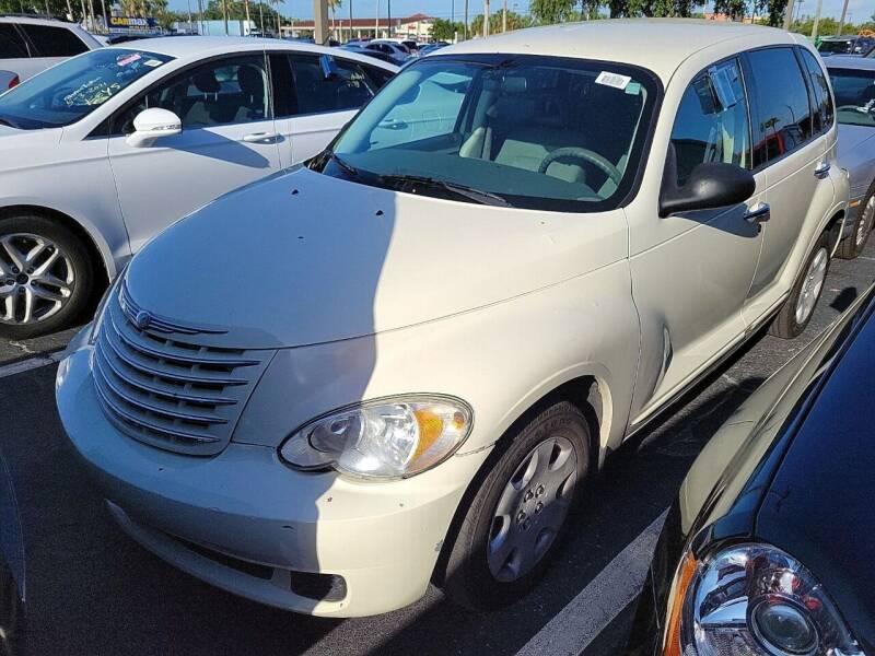 2007 Chrysler PT Cruiser for sale at CARS CARS CARS INC in Apopka FL