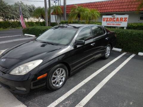 2004 Lexus ES 330 for sale at Uzdcarz Inc. in Pompano Beach FL