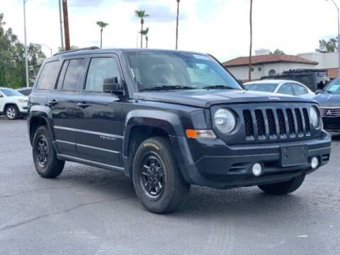 2015 Jeep Patriot for sale at Curry's Cars Powered by Autohouse - Brown & Brown Wholesale in Mesa AZ