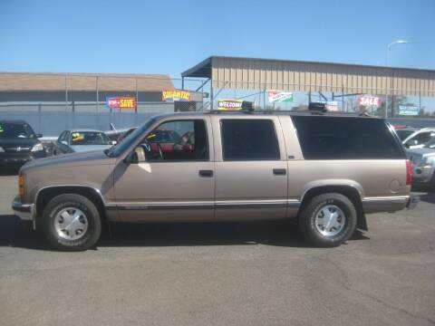 1995 GMC Suburban for sale at Town and Country Motors - 1702 East Van Buren Street in Phoenix AZ