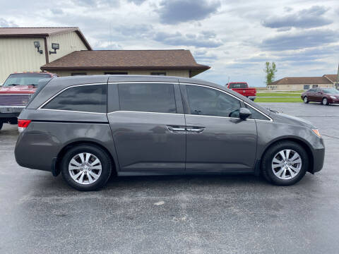 2014 Honda Odyssey for sale at Pro Source Auto Sales in Otterbein IN