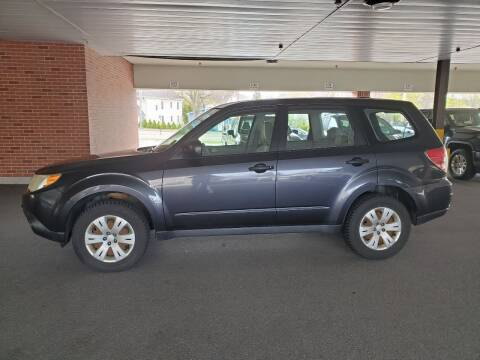 2010 Subaru Forester for sale at CHIP'S SERVICE CENTER in Portland ME