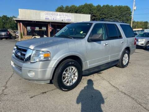 2011 Ford Expedition for sale at Greenbrier Auto Sales in Greenbrier AR