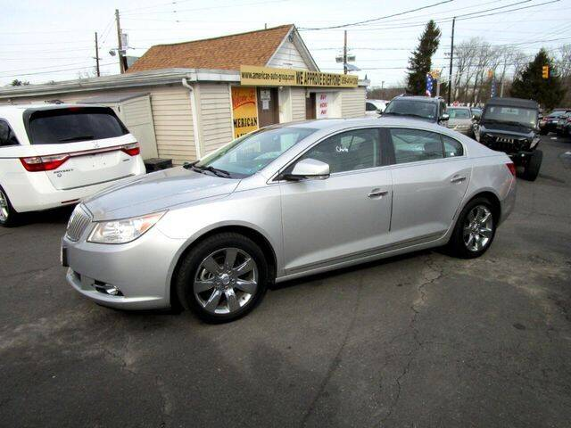 2011 Buick LaCrosse for sale at American Auto Group Now in Maple Shade NJ