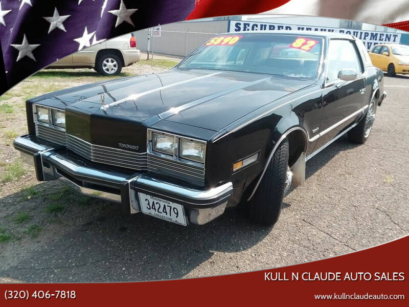 1982 Oldsmobile Toronado for sale in Saint Cloud, MN
