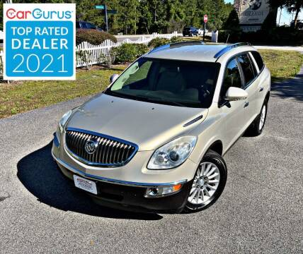 2009 Buick Enclave for sale at Brothers Auto Sales of Conway in Conway SC